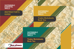 Instructor's Guide and Trades Worksheets Books